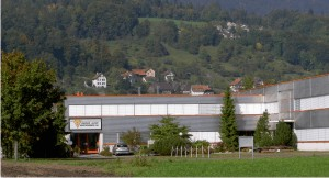 WGM Fabrikgebäude